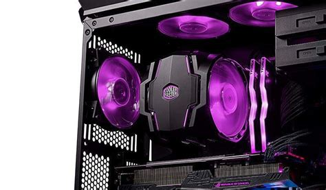 Cooler Master Master Air Ma410p cooler master ma610p and ma410p coolers now available