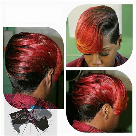 hair by kia stylez 17 best images about i see your true colors shining