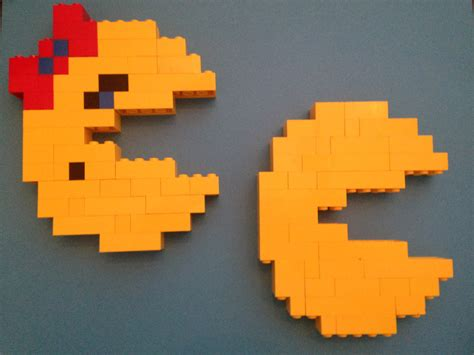 Lego Rainy Day Fun Mr Mrs Pac Man For P Nts