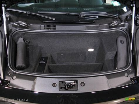2007 lamborghini gallardo spyder trunk photo 13640302