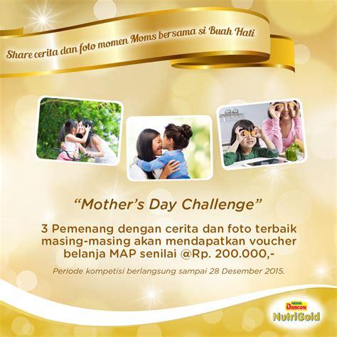 Dancow Nutrigold 4 kuis dancow hari ibu berhadiah voucher map total 600k
