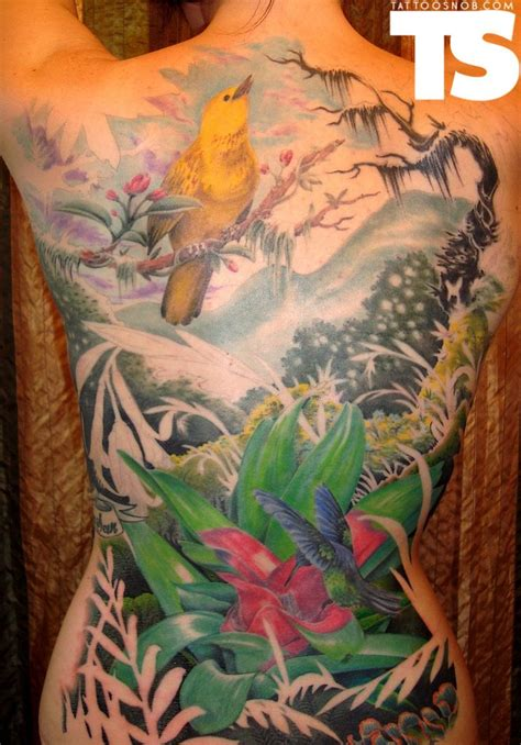 tattoo jungle jungle theme back tattoos jungle