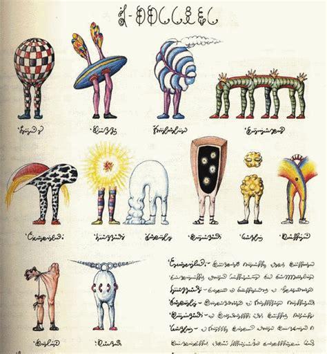 libro codex seraphinianus los dos libros m 225 s raros del mundo manuscrito voynich y codex seraphinianus practicando el
