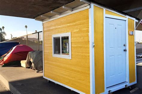tiny house articles activist vows to keep building tiny houses for l a s