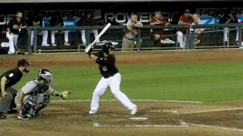 bj upton swing front side hitting mechanics athletics nation