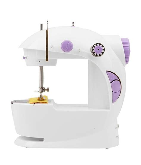 Mesin Jahit Mini Portable 4 In 1 anything everything portable electric mini 4 in 1 sewing