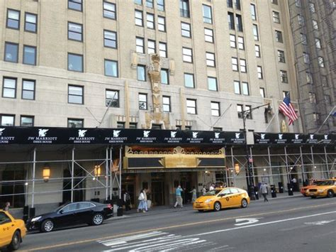 essex house nyc hotel entrance picture of jw marriott essex house new york new york