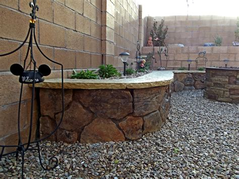 Backyard Creations Manufacturer Walls 3r Patio Creations Featuring Custom Flagstone