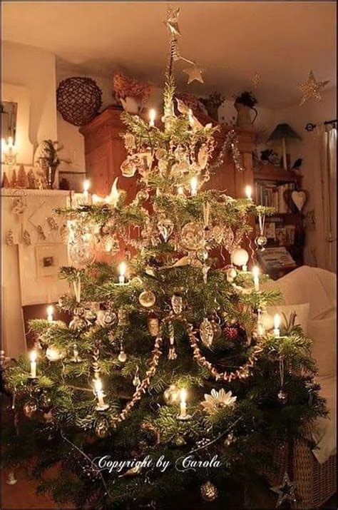 victorian christmas tree blue lights the world s catalog of ideas