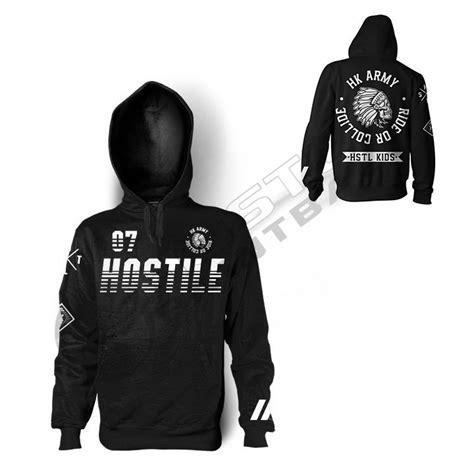 Hk Hodie hk army pullover hoodie speed black