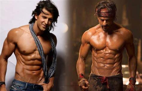 hrithik roshan fitness hrithik roshan is giving fitness goals to shah rukh khan