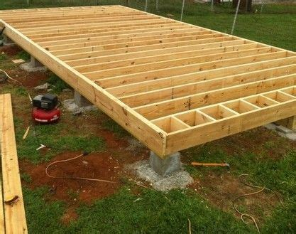 how to build a floor for a house plans how to build wood joist floor for house barn shed