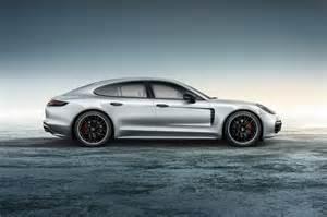 Porsche Panamera Side The Key Technologies Inside The 2017 Porsche Panamera