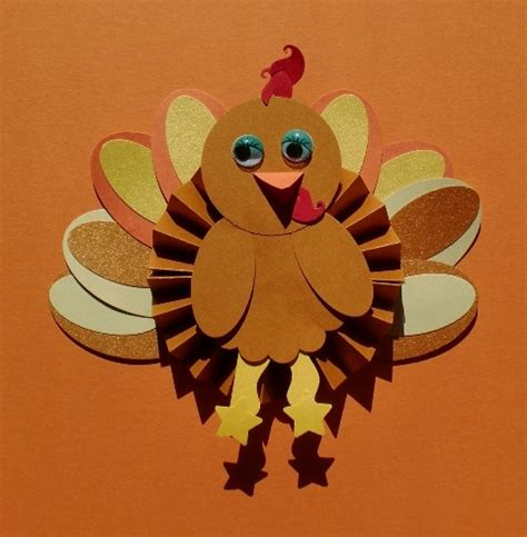 ideas for decorating a paper turkey reanimators
