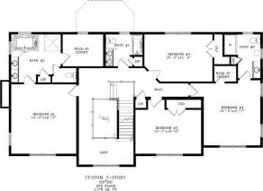 Home Plans With Basements by 22 Unique Blueprints For Houses With Basements House