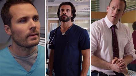 News More And The City Spoliers by 10 Holby City Spoilers Pressure For Mo Ollie S
