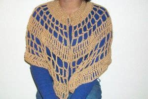 crochet open capelet free pattern from crochet spot this capelet is light and airy but it s
