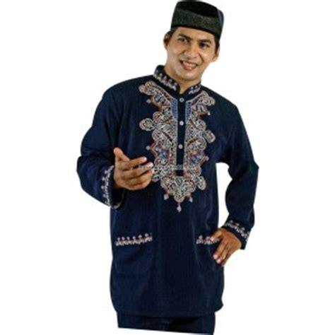 Model Baju Pria Muslim Contoh Model Baju Muslim Pria Modern Zona Berita Terbaru