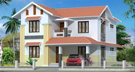 home design for 2nd floor 2nd floor small home design