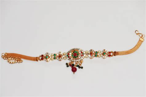 Bajuband In Moti gold platted moti bajuband available at craftsvilla for rs 400