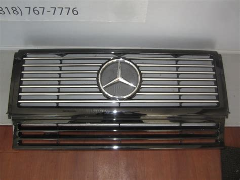 Used Auto Parts For Mercedes by Mercedes Grille 4638880016 Used Auto Parts