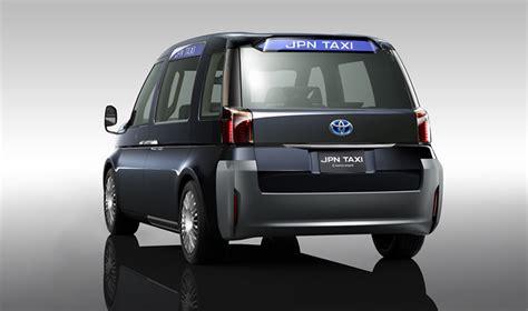 toyota jpn taxi トヨタ企業サイト jpn taxi concept フォトギャラリー