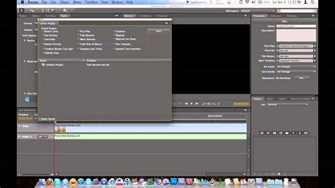Adobe Encore Cs5 Tutorial quot play quot dvd in adobe encore dvd cs5