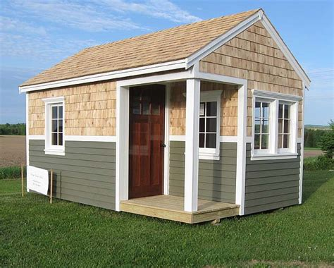How To Make A Shed A Home by Livesey S Houses