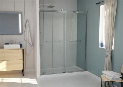 48 inch shower doors gilda 48 inch shower door ak trading home options