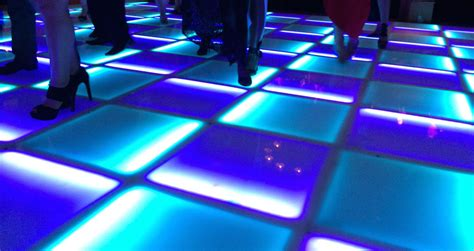 led floor chicago uplighting rental
