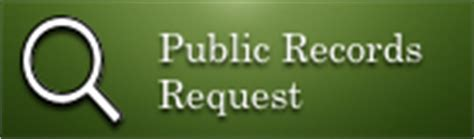 Florida Records Request Palm Fl Official Website Department