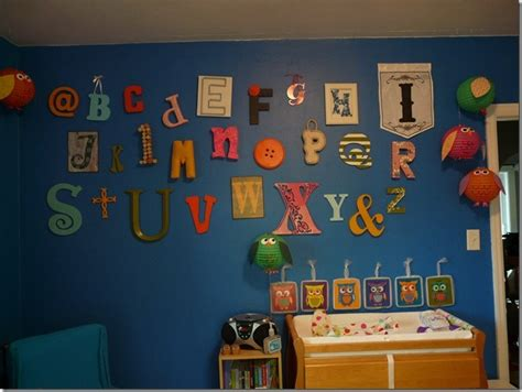 Abc Nursery Decor Abc Wall Nursery Home Decor Report