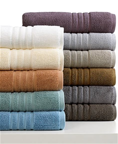 Bantal Hotel Bantal The Luxe Pillow Micro Support closeout hotel collection microcotton luxe bath towel collection 100 microcotton only at