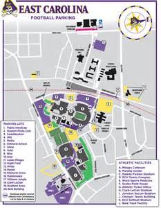 map of east carolina ecu official athletic site facilities