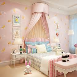 Wallpapers For Kids Bedroom by Cozy Kids Bedroom Interior Decorating Ideas With Wallpaper