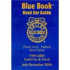 blue book book prices kelley blue books car value