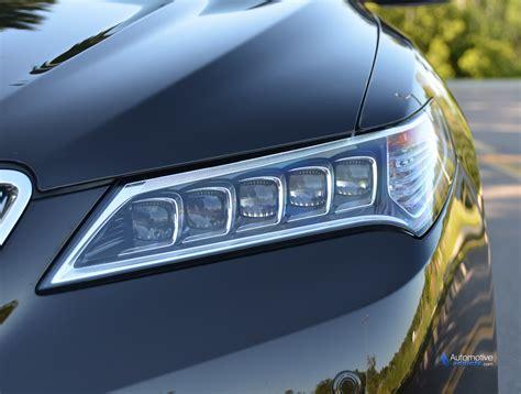 2015 acura tlx led headlight