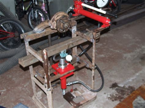 10 Ton Hydraulic Floor Press by Browse Items Usescience