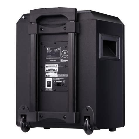 Speaker Lg Bluetooth lg fh2 50w loudr portable bluetooth speaker system ebay