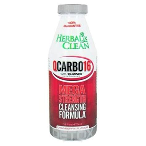 Herbal Clean Detox Drink Reviews by Bng Enterprises Qcarbo Liquid Drinks