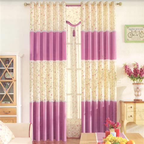 country curtains valances cotton country curtains valances pink purple color