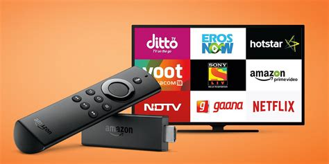 amazon fire tv stick amazon launches fire tv stick with voice remote in india