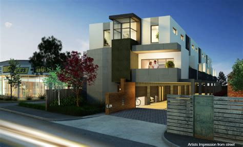 off the plan houses melbourne footscray townhouses for sale new off the plan real estate for success