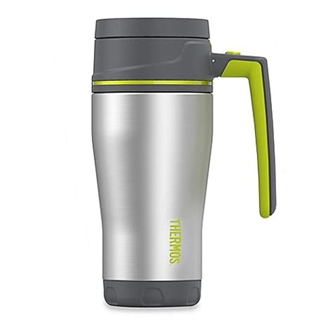 bed bath and beyond thermos buy thermos 174 element 360 travel mug in charcoal from bed