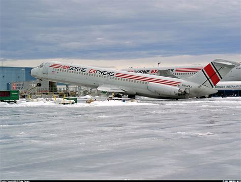 mcdonnell douglas dc 9 41 airborne express aviation photo 0491116 airliners net