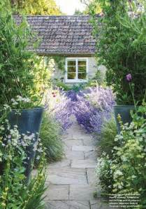 Lavender Garden Cottage by Garden Path With Lavender Gorgeous Lavender Bushes From