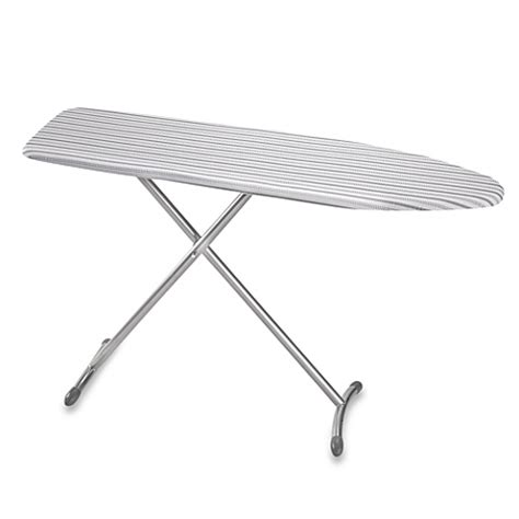 Iron Works Home Decor by Real Simple 174 Ironing Board With Bonus Folding Board Www