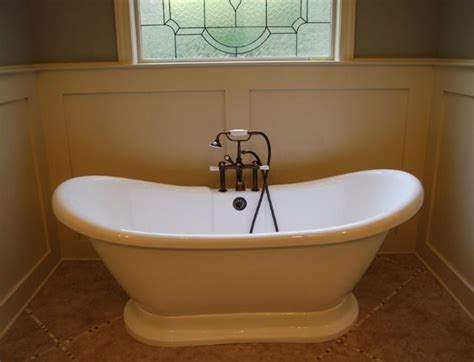 Stand Alone Tub Faucet by 17 Best Images About Bathrooms On Light Grey