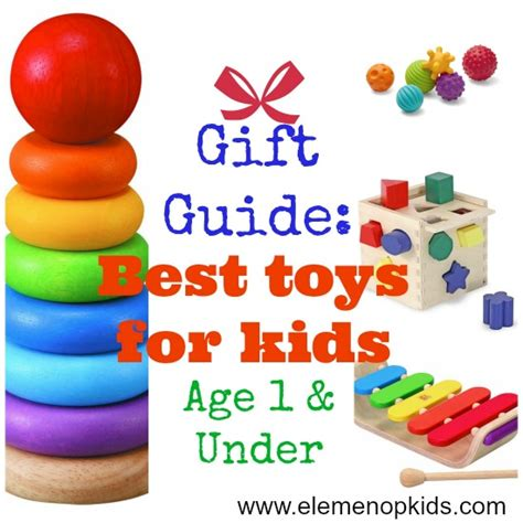 best christmas gifts for babies under 1 year gift guide best toys for babies 1 elemeno p