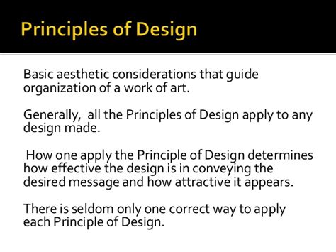layout principles definition lecture 1 b definition of principle of design